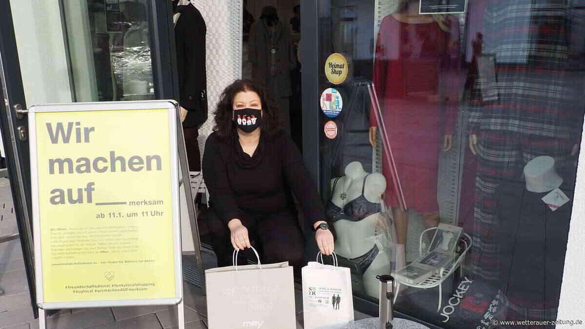 """Bad Vilbel / Karben: Modegeschäfte verdienen im Lockdown eher """"Taschengeld"""" als Umsatz - Wetterauer Zeitung"""
