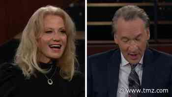 Bill Maher Ticks Off 22 Trump Insults to Kellyanne Conway