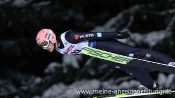 Skispringen jetzt im Liveticker: Deutsches Team kämpft gegen die übermächtigen Gastgeber