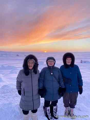 'It was joyous:' Sun returns to some Nunavut communities for first time in weeks