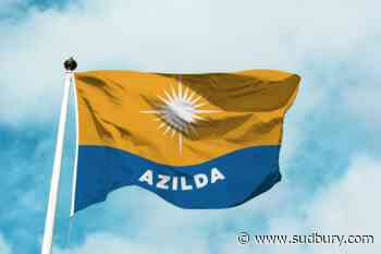 'Dream project': Azilda now has its own flag