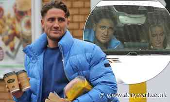 Stephen Bear is released from custody after revenge-porn arrest