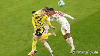 Leipzig verpasst Tabellenführung: Reus verballert BVB-Erfolg, Werder siegt per Karate-Kick