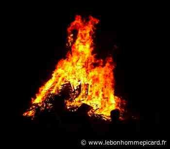 Montataire : La préfecture interdit les « feux de joie »   Le Bonhomme Picard - Le Bonhomme Picard