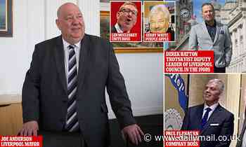 Liverpool building firm part of police bribery and corruption probe