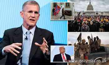 General McChrystal compares MAGA riot to the evolution of Al-Qaeda