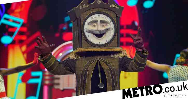 Who is Grandfather Clock on The Masked Singer? All the clues you need to know