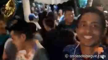 Revuelo en Natagaima por una fiesta de cumpleaños al interior de una vivienda - Emisora Ondas de Ibagué, 1470 AM