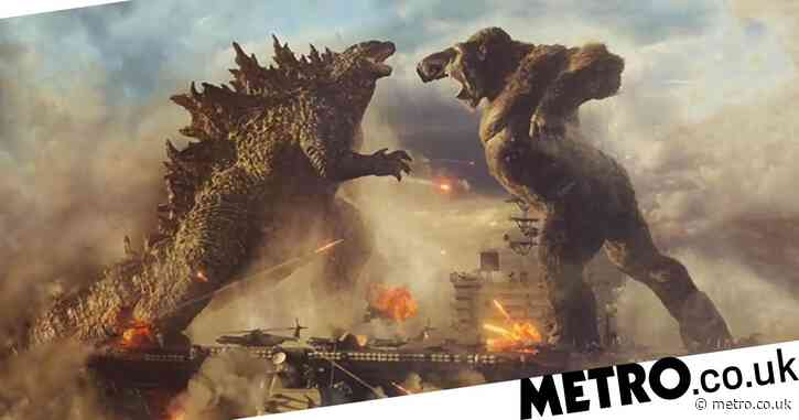 Godzilla vs Kong release date moved up two months as other movies face delays