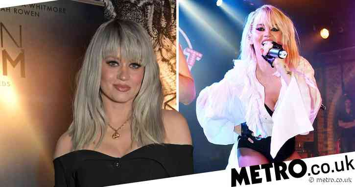 Kimberly Wyatt claims acne 'almost cost her place' in the Pussycat Dolls: 'The pressure to get rid of it was intense'