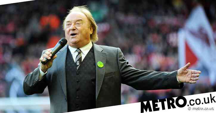 Gerry Marsden laid to rest as funeral held near Liverpool's River Mersey