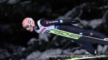 Skispringen jetzt im Liveticker: Deutsches Team erlebt Debakel, Spannung an der Spitze