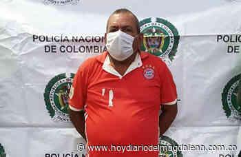 Capturado cuando intentaba violar a niña de 8 años en Sitionuevo - HOY DIARIO DEL MAGDALENA