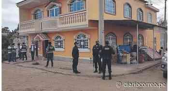 Fiscalía incauta una vivienda en Zarumilla - Diario Correo