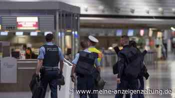 Flughafen Frankfurt: Polizeieinsatz am Terminal 1 ‒ Bereiche und Bahnhof gesperrt