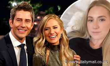 Lauren Burnham dispels rumors that she has separated from her husband Arie Luyendyk Jr
