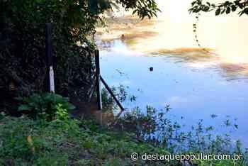 Nível do Rio Paraíba do Sul baixa em Volta Redonda - Destaque Popular