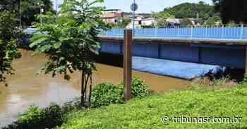 Defesa Civil em alerta máximo com cheia de rio em Volta Redonda - Tribuna Sul Fluminense