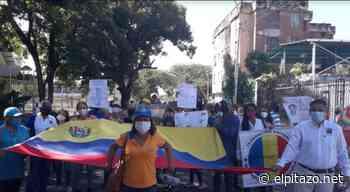 Docentes de Acarigua protestan por salarios dignos y contra el amedrentamiento - El Pitazo