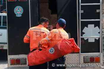 Autobús que iba a Acarigua volcó y dejó 19 heridos - La Prensa de Lara