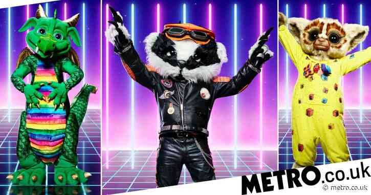 The Masked Singer UK: From Badger to Dragon, most difficult costumes to wear revealed