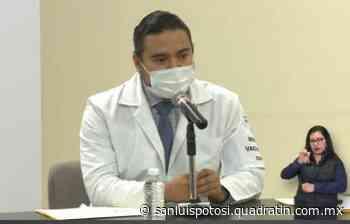 Quedan 2,513 vacunas contra Covid en SLP - Noticias de San Luis Potosí - Quadratín San Luis