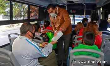 Aumenta tarifa de transporte público en SLP; ve cuánto pagarás - Uno TV Noticias