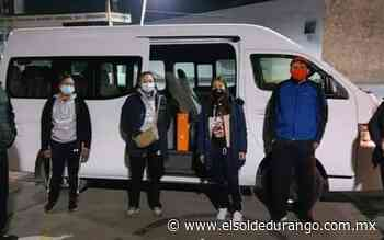 Arqueros duranguenses parten a torneo nacional en San Luis Potosí - El Sol de Durango