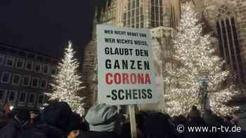 "Ablenkungsmanöver unterbinden: ""Gottesdienst""-Demo in Nürnberg verboten"