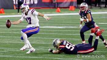"""Allen macht Buffalo relevant: Die zerstörerische Kraft des NFL-""""Katapults"""""""