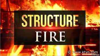 Structure Fire in Stead Under Investigation