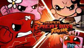 Super Meat Boy Forever Review | TheDigitalFix