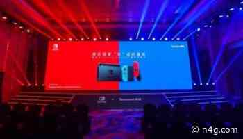 Chinese Switch sales expose a failure to counter the import market