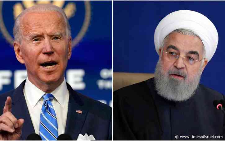 Report: Biden team already holding talks with Iran on US return to nuclear deal
