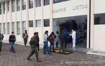 En la Brigada Patria de Latacunga se reconstruirán los hechos relacionados con tres muertes ocurridos en el 30-S - El Comercio (Ecuador)