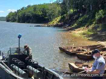 Oro Verde: Hallaron el cadáver de un hombre en el río Paraná - EL TERRITORIO