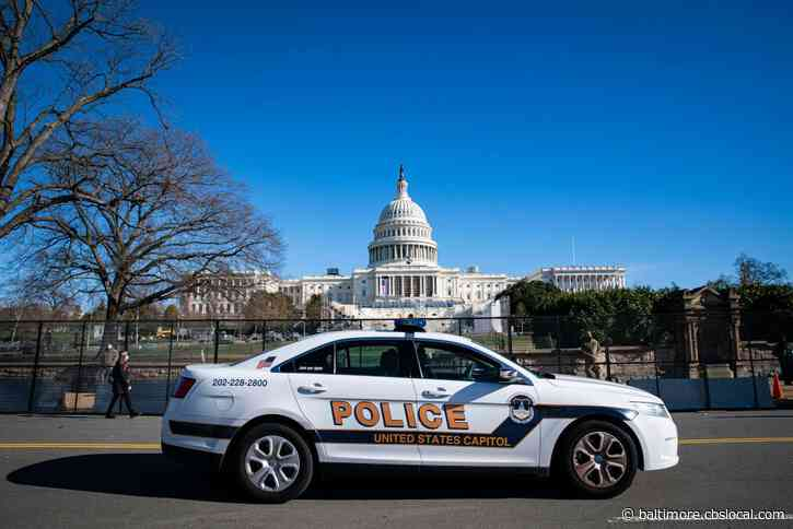 Virginia Man Arrested Near U.S. Capitol With 500 Rounds Of Ammo, Loaded Gun