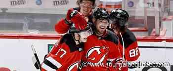 Devils: un premier but en carrière pour Egor Sharangovich en toute fin de prolongation