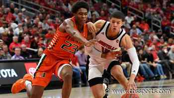 College basketball picks, schedule: Predictions, odds for Louisville vs. Miami and other key games