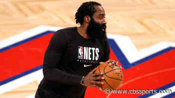James Harden Nets debut: Predicting stat decline for Kevin Durant, Kyrie Irving based on previous Big Threes