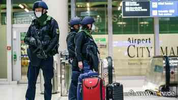 Terminal nach Drohung gesperrt: Mann sorgt für Alarm am Flughafen Frankfurt