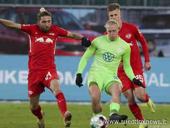 Leipzig bei Wolfsburg 2:2 – Dortmund nur 1:1 gegen Mainz - Suedtirol News