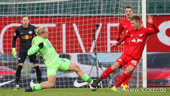 Krumme Tore, offenes Visier: Kurzweiliges Remis in Wolfsburg - kicker