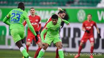 VfL Wolfsburg - RB Leipzig live - 16 Januar 2021 - Eurosport DE