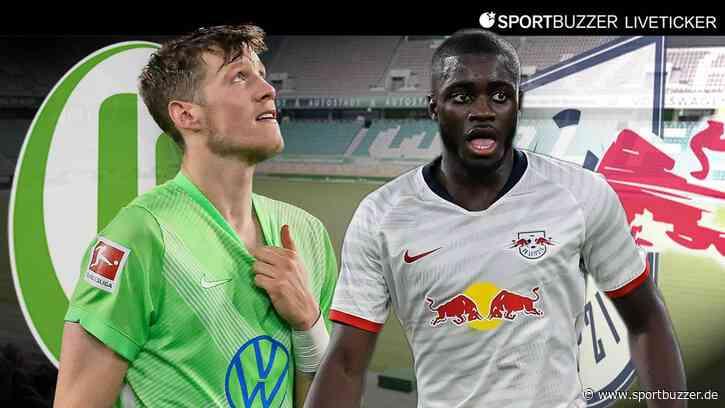 Jetzt LIVE: VfL Wolfsburg kassiert 2:2 gegen RB Leipzig - Sportbuzzer