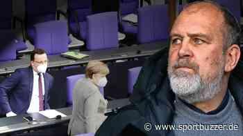 """Lockdown für den Fußball? Wolfsburg-Boss: """"Dann bekommen wir eine mächtige Problematik"""" - Sportbuzzer"""
