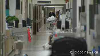 Coronavirus: Critically ill patients flown to other regions due to ICU bed shortage