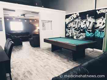 Redcliff Youth Centre unveils new look - Medicine Hat News