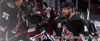 Phil Kessel mène les Coyotes à la victoire contre les Sharks