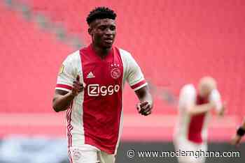 It was a precautionary meansure - Ajax boss speaks on why Kudus Mohammed was left out against FC Twente - Modern Ghana
